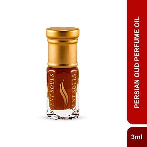 Scent Souls Persian oud Long Lasting Attar Fragrance Perfume Oil For Men & Women- 3 ml