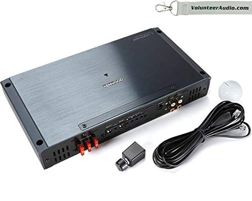 Kenwood Excelon XR1001-1 Reference Series Mono Subwoofer Amplifier