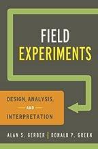 Best field experiments design analysis and interpretation Reviews