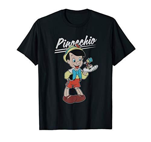 Disney Pinocchio and Jiminy Cricket T-Shirt