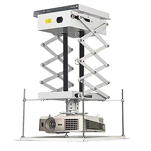 1,5m proyector soporte motorizado eléctrico Ascensor Proyector con mando a distancia 110V