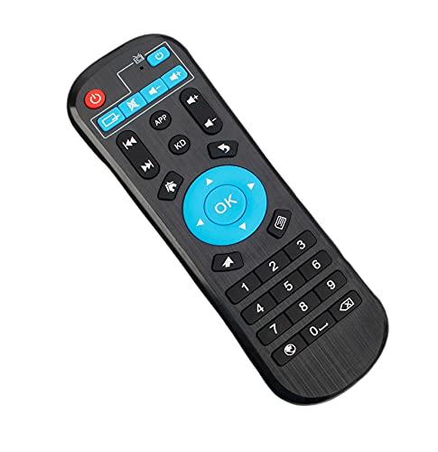AULCMEET X3308-086 2021 Nuovo Sostituire il telecomando misura per Android Smart TV Box T95V Pro T95U Pro T95W Pro V88 T95X H96 PRO TX3 R69 T95Z Plus T95K Pro X96 T95N