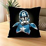 Jingrui Star Wars Spiderman Armor Robe Funda De Almohada Hogar Impresión...