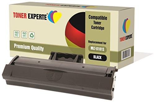 TONER EXPERTE® MLT-D101S Toner compatibile per Samsung ML-2160 ML-2165W ML-2168 ML-2168W SCX-3400 SCX-3400FW SCX-3400F SCX-3405 SCX-3405FW SCX-3405W SCX-3405F SF-760P ML-2161 ML-2162 ML-2164W ML-2165
