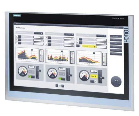 6AV2124-0XC02-0AX1 - SIMATIC HMI TP2200 Comfort, Comfort Panel, Touchbediening