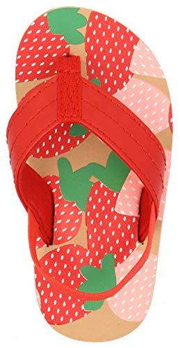 Beck Unisex-Kinder Strawberry Aqua Schuhe, Rot (Rot 07), 26 EU