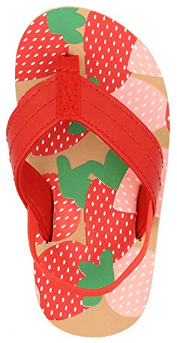 Beck Unisex-Kinder Strawberry Aqua Schuhe, Rot (Rot 07), 24 EU