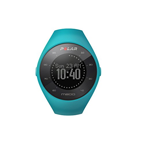POLAR M200 GPS Running Watch Blue