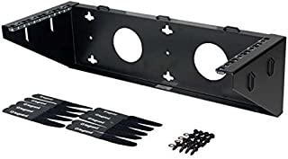 C2G/Cables To Go 14624 3UX Vertical Wall Mount Bracket 19