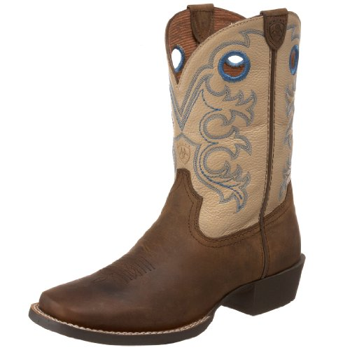 LONSOEN Boys Girls Waterproof Lace/Zip Up Kids Boots,KDB002 Hotpink CN28