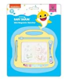Lollipop Baby Shark Travel Magnetic Drawing Board for Boys or Girls, On The Go Drawing Board