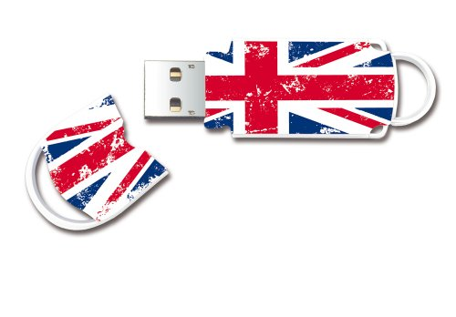 Integral Xpression USB Speicherstick 64 GB Union Jack