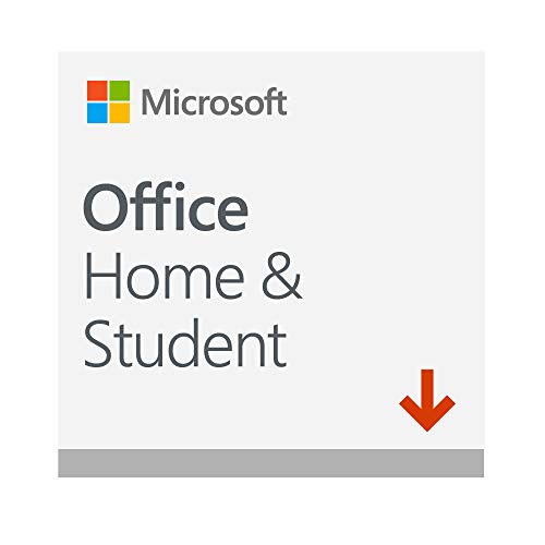 Microsoft Office Home & Student 2019 | si installa su un solo dispositivo PC (Windows 10) o Mac  | 1 licenza perpetua | Codice di attivazione via email