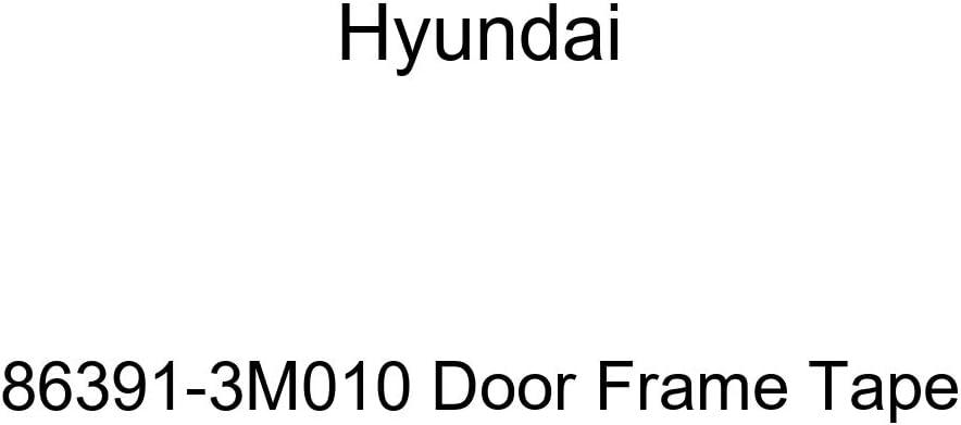 Genuine Portland Mall Weekly update Hyundai 86391-3M010 Tape Frame Door