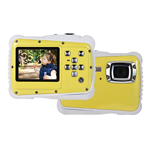 WQYRLJ 720P Draagbare HD Digitale Camera Camcorder 5MP Waterdichte W/Ingebouwde Microfoon voor Kinderen Studenten Meisjes Gift