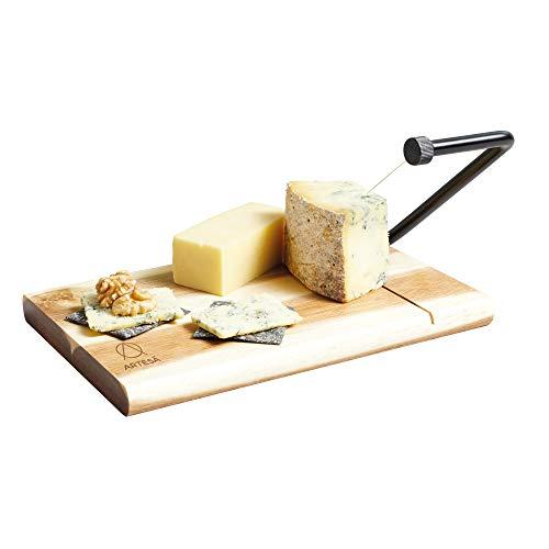 Kitchen Craft Master Class Artesa - Tabla con Guillotina para Cortar Queso