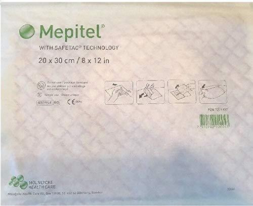 Mepitel Wound Dressing (8x12) (by the Each) by Mepitel