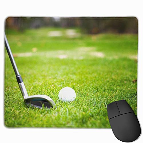 Glattes Mauspad, Spielen Sie Golf Mobile Gaming Mousepad Work Mouse Pad Office Pad