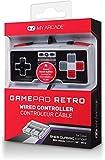 Controlador retro con cable para SNES / NES Classic