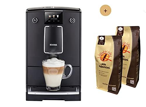 Nivona Kaffeevollautomat 759 Bundle inkl. 2x 1 kg Spitzenkaffee-/ Espresso ganze Bohne von der Kaffeerösterei Mondo del Caffè