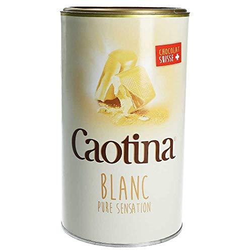 Caotina Blanc con bianco, vero cioccolato svizzero 500 g