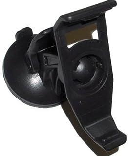 HQRP Ventosa soporte parabrisas de montaje de coche Garmin Nuvi 265 265W 275T 465 465T GPS + HQRP Posavasos