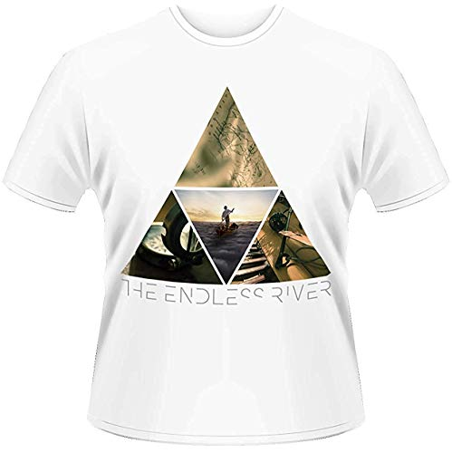 Pink Floyd - The Endless River Triángulo - Hombre Oficial T Shirt