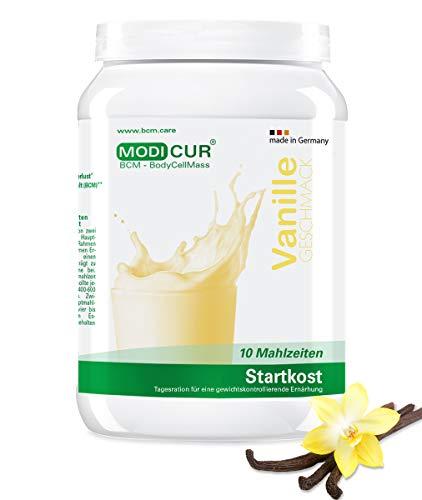BCM Modicur Start Vanille 1 Dose à 460g (10 Portionen/Diätstart/BCM BodyCellMass)