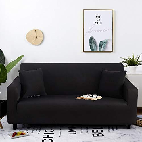 ASCV Funda de sofá con Estampado Floral Toalla de sofá Fundas de sofá para Sala de Estar Funda de sofá Funda de sofá Proteger Muebles A7 4 plazas