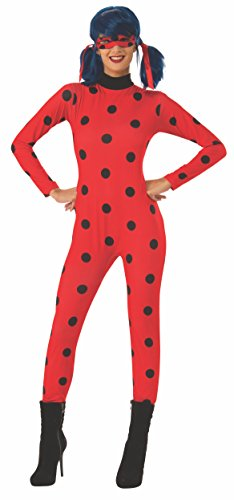 Rubie's Women's Miraculous Ladybug Costume, as Shown, Large
