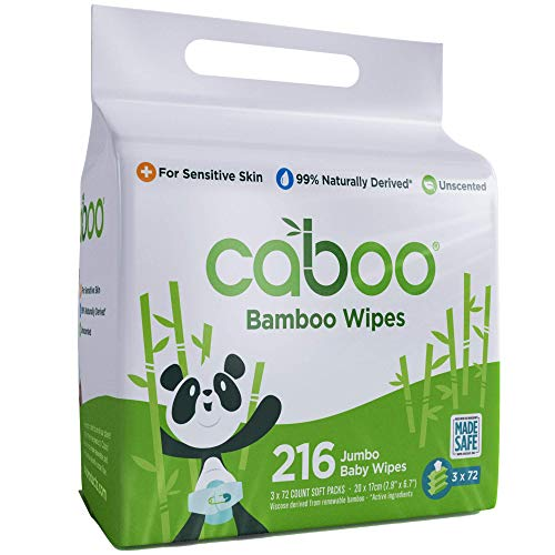 Top 10 Best Caboo Baby Wipes Comparison