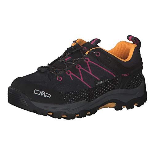 CMP Rigel Chaussures de randonnée unisexe pour enfant - - Antracite Bounganville, 30 EU