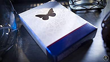 Magic trick | Butterfly Playing Cards Marked (Blue) by Ondrej Psenicka