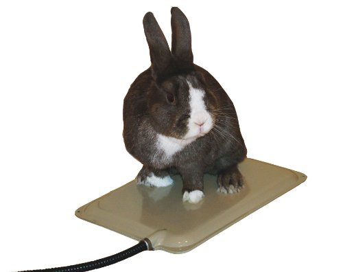 K&H Pet Products Small Animal Outdoor Heated Pad...