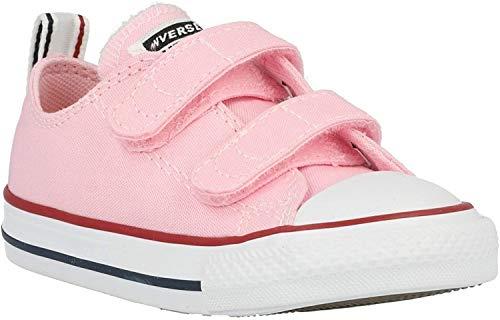 Converse  128233, Mädchen Sneaker rosa 23 EU