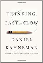 Thinking, Fast and Slow by Daniel Kahneman 7th (seventh) Impression edition by Kahneman, Daniel(Author) published by Doubleday Canada (2011) [Hardc