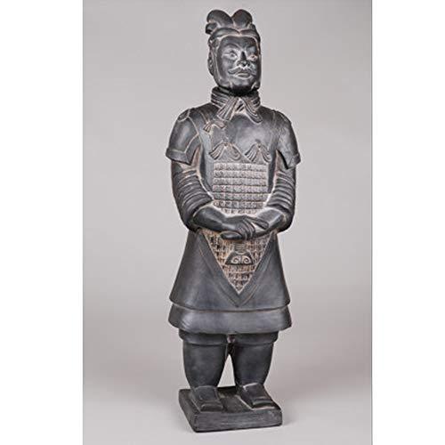 YANGYUAN Artesanías de decoración cerámica El ejército de la Terracota del Primer Emperador de China de China Xian (Color : C)