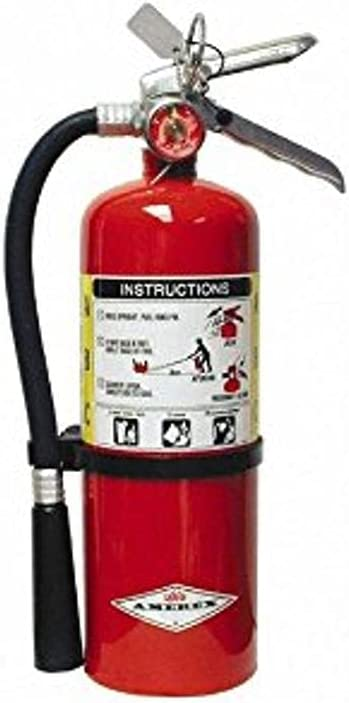 El 40% OFF Cheap Sale Paso Mall Amerex B500 Dry Chemical Fire - Extinguishers 5 Lbs