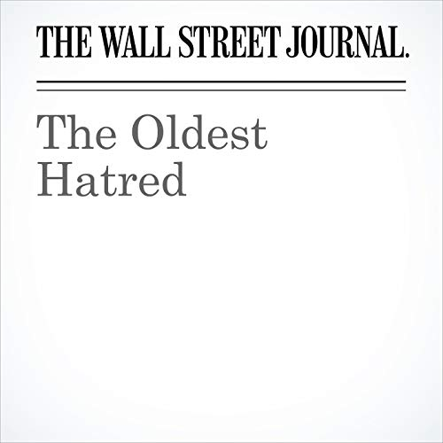 The Oldest Hatred copertina