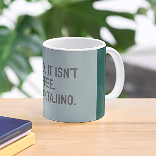 Allbirds Not Mug Raktajino S It Coffee Best 11 oz Kaffeebecher - Nespresso Tassen Kaffee Motive
