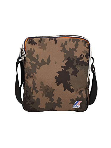 K-Way Borsello k-pocket medium ammo dk camouflage