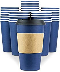 Glowcost Disposable Coffee Cups