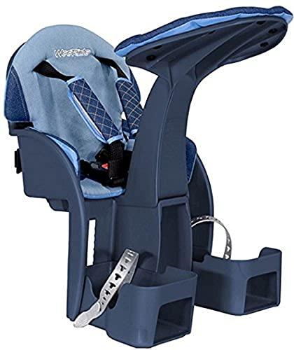 WeeRide Ltd Kangaroo Child Bike Seat, Denim