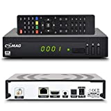 Comag HD25 HD Sat Receiver mit USB Aufnahmefunktion PVR + Mediaplayer + Astra vorinstalliert Digital Satelliten Receiver DVB-S2, HDMI, Full HD, HDTV