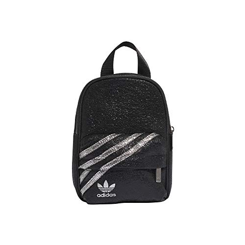 Adidas GN2138 BP MINI Sports Backpack Women black/silver size NS