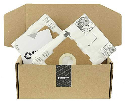 Ufesa Activa 8 sacchetti di alta qualità + 2 microfiltri compatibili Zelmer e Bestron