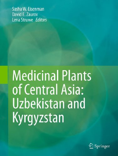 Medicinal Plants of Central Asia: Uzbekistan and Kyrgyzstan (English Edition)