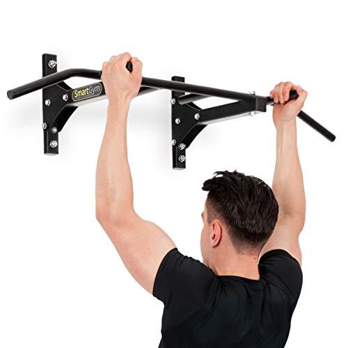 Marbo Sport Barre de Traction Universelle pour Montage Mural ou au Plafond SmartGym SG-12