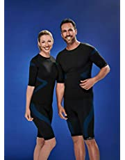 Miha Bodytec Originele maat S EMS trainingskleding functioneel ondergoed trainingspak set ondergoed broek shirt generatie 2019