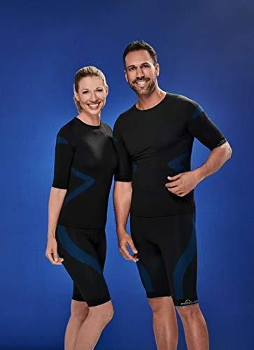 Miha Bodytec Größe M - Original EMS Training Funktionswäsche Trainingsanzug Set Wäsche Hose Shirt Kleidung Generation 2019
